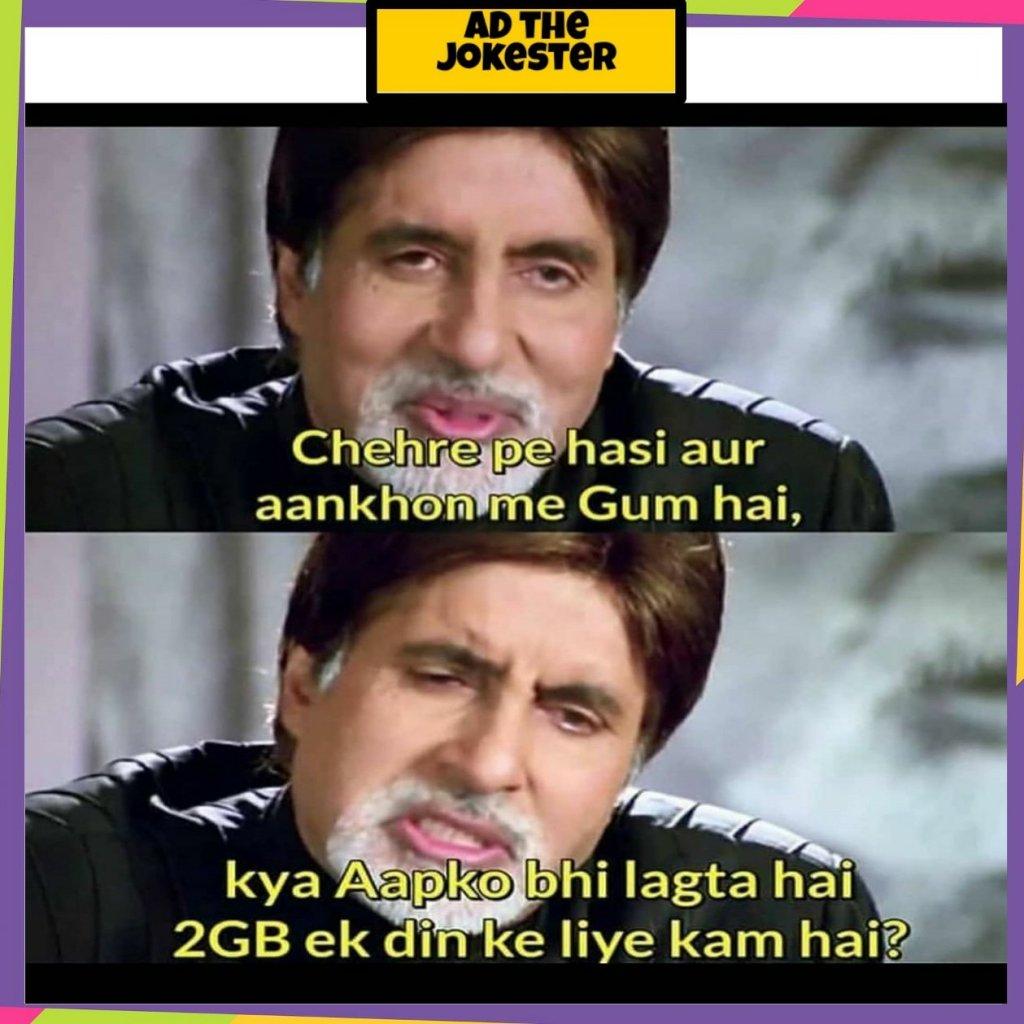 5 Latest Hindi Memes Funny Memes Ad The Jokester