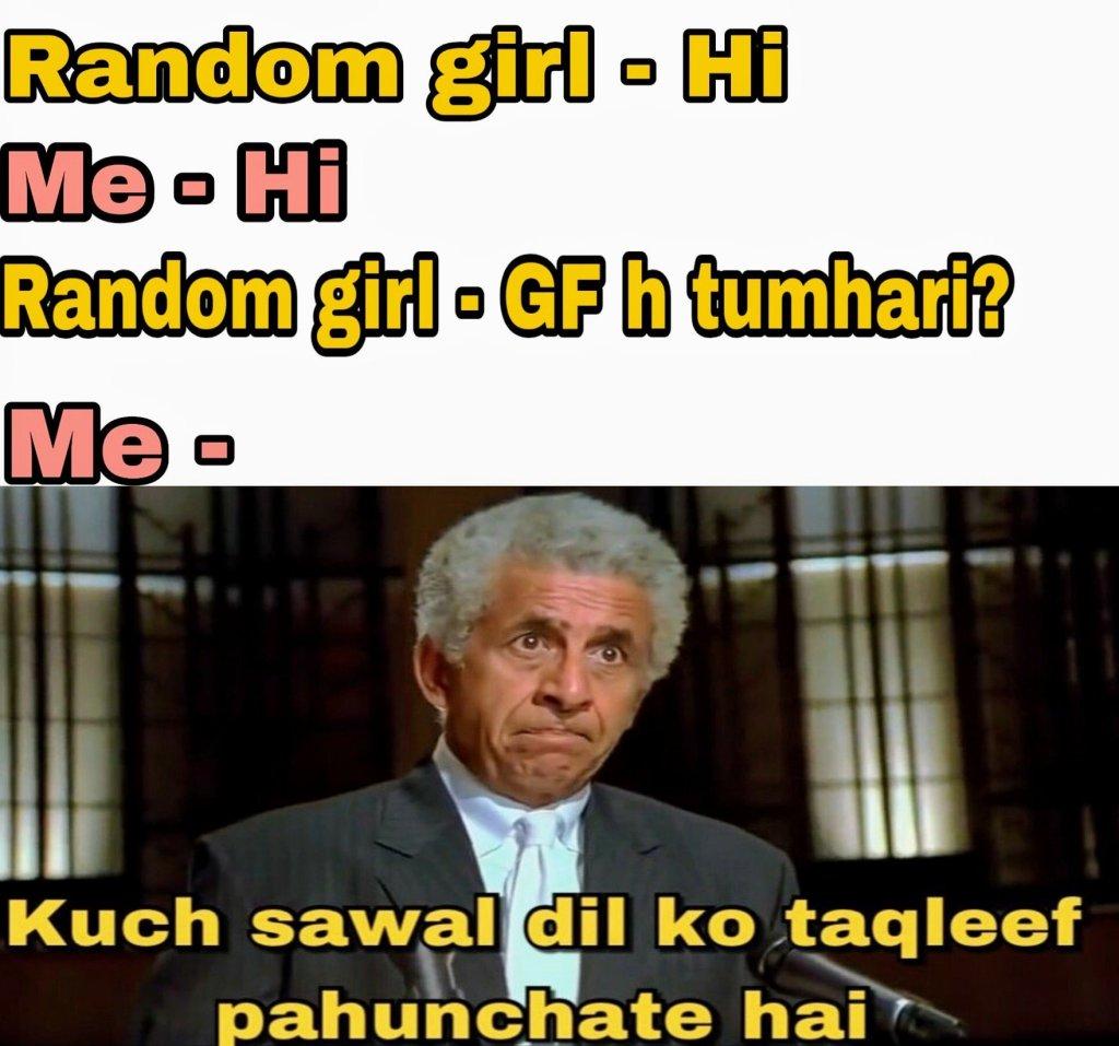 Sarcastic memes #Single Life