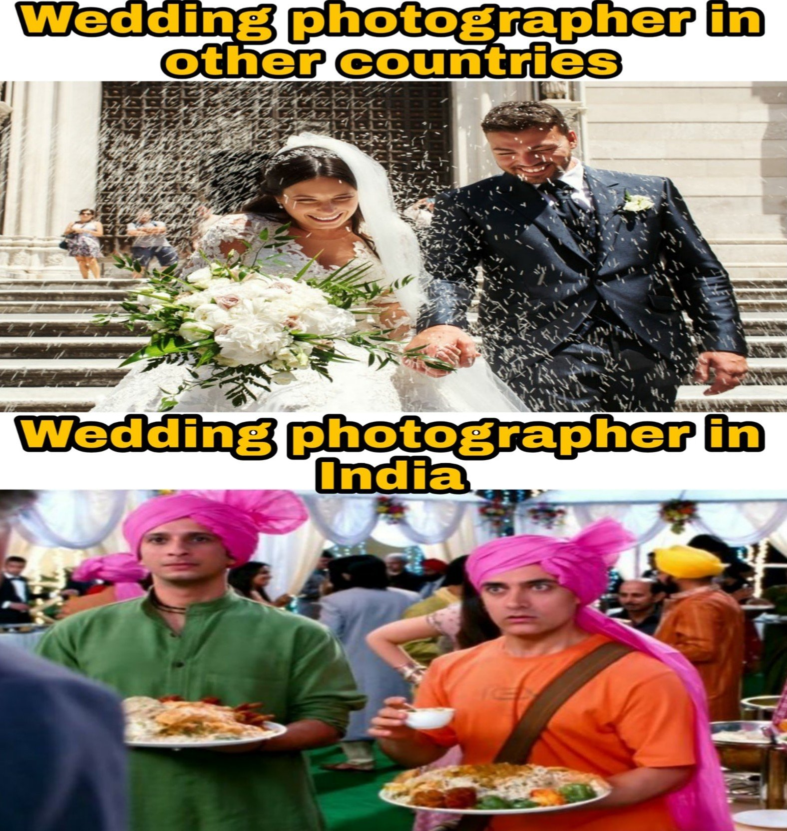 Indian Marriages Memes