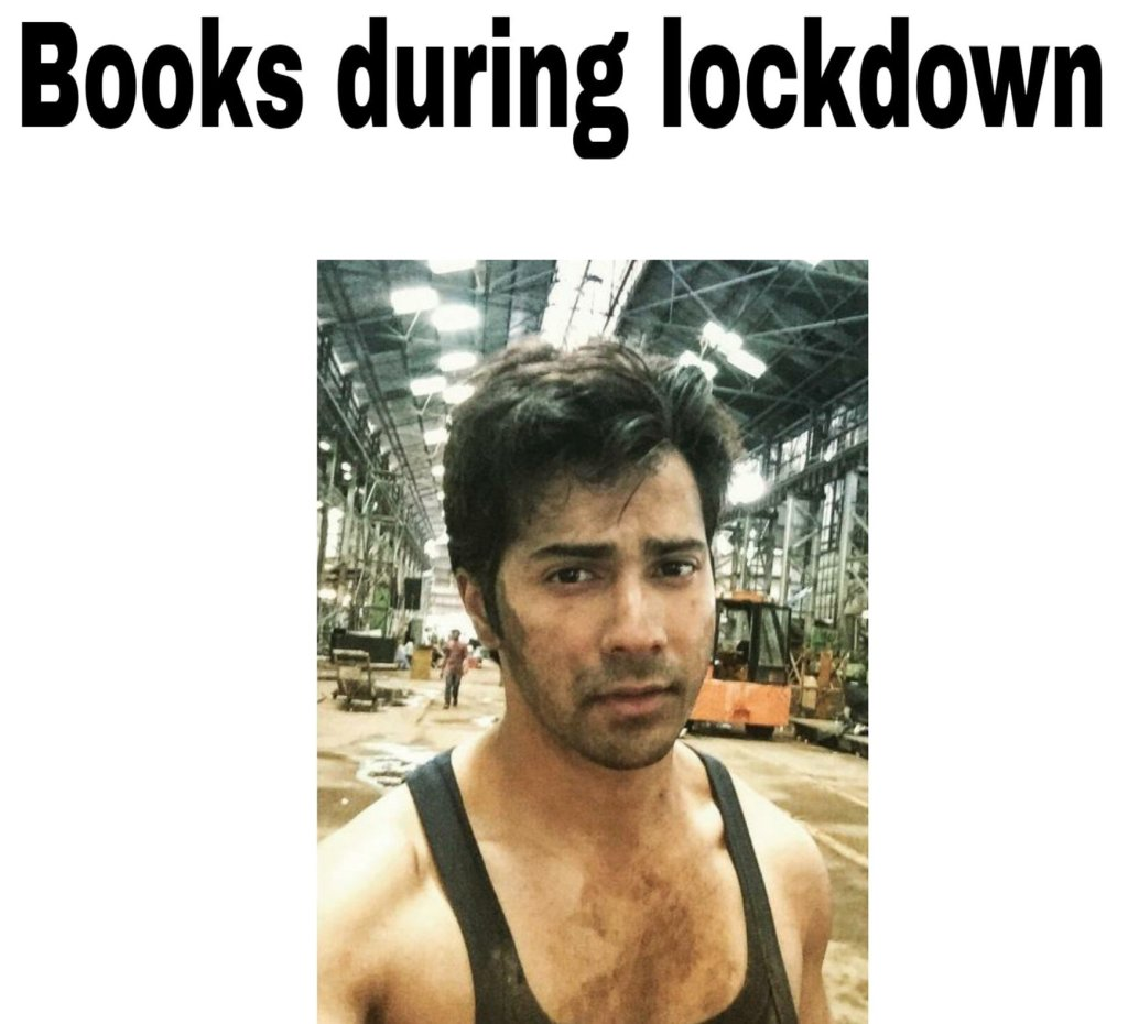Lockdown Memes