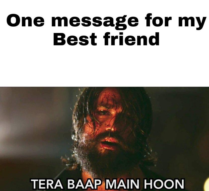 Memes on Friend