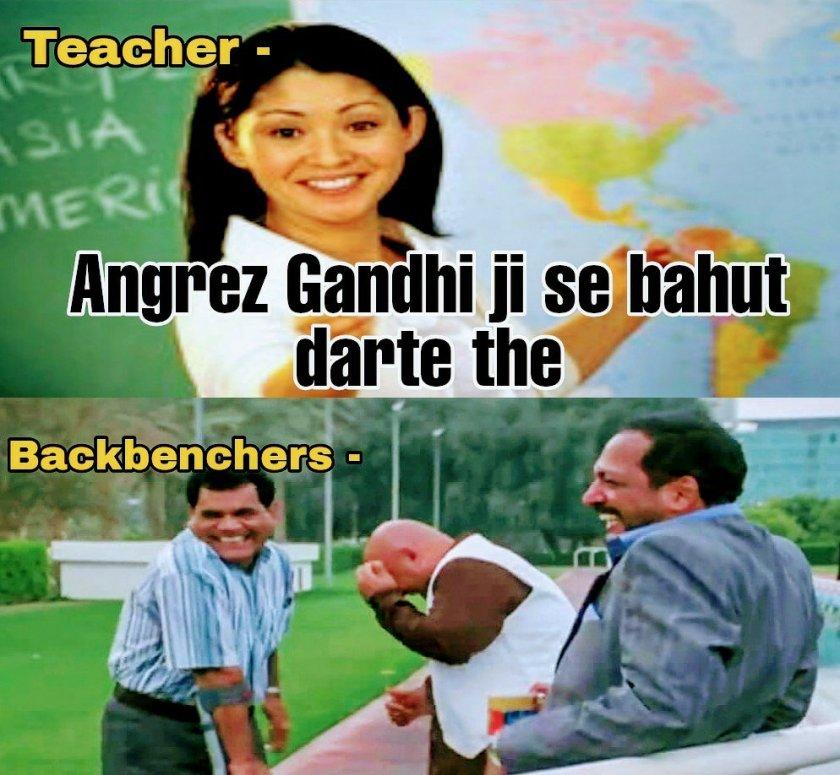 Mahatma Gandhi jokes